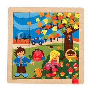 (edugood) 날씨와계절학습퍼즐-가을