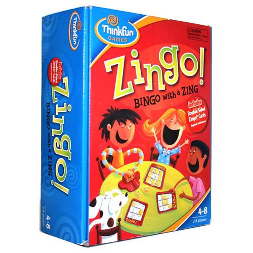 징고 (Zingo!) 36개의 단어를 그림과 함께 배우는(영어학습게임)