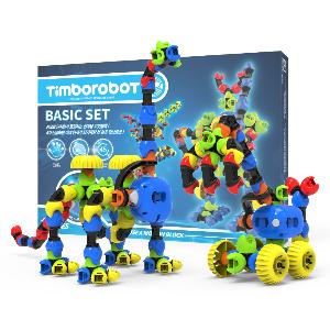 (토포보코리아) 팀보로봇 베이직세트 코딩 에듀테크